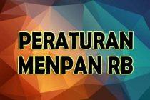 PERMENPAN Nomor PER/16/M.PAN/08/2008 Tahun 2008 Tentang Pedoman Pelaksanaan Penyusunan Laporan Keuangan Kementerian Negara Pendayagunaan Aparatur Negara