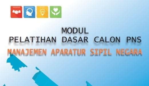 Modul Latsar CPNS 2019 Gol III – Manajemen ASN