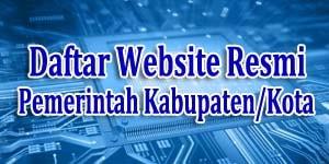 Daftar Alamat Website Pemerintah Kabupaten/Kota di DI Yogyakarta