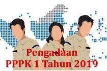 Pengadaan PPPK Kabupaten Blitar Tahap 1 Tahun 2019