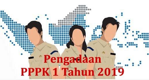Pengadaan PPPK Kabupaten Jembrana Tahap 1 Tahun 2019