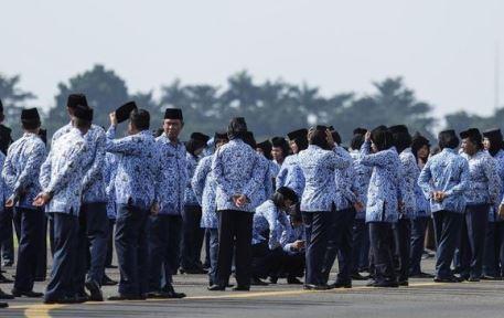Edaran Penetapan Jam Kerja Pada Bulan Ramadhan 1440 H