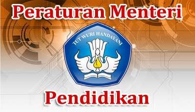 Peraturan Menteri Pendidikan - Peraturan Mendikbud Nomor 25 Tahun 2015