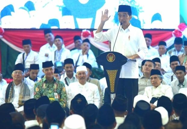 4,5 Tahun Diam Dihujat, Begini kata Presiden Jokowi