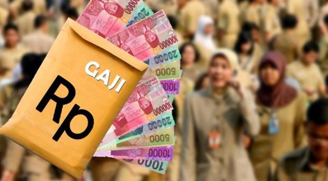 Jokowi Tetap Berikan Gaji ke-13 dan THR bagi PNS