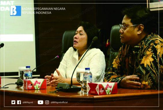 BKN bersama KPK Validasi Keputusan PTDH PNS Tipikor
