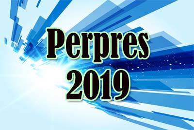 PERATURAN PRESIDEN - PERPRES No. 3 Tahun 2019