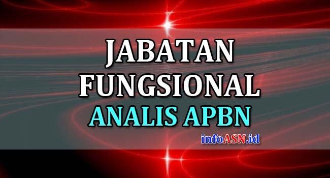 Jabatan Fungsional Analis APBN