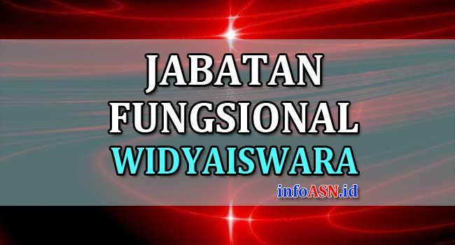 Jabatan Fungsional Widyaiswara