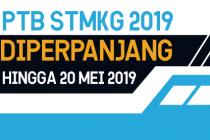 Pengumuman : Pendaftaran PTB STMKG 2019 diperpanjang hingga 20 Mei 2019