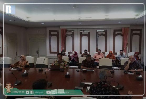 Rapat Panselnas Evaluasi Hasil SKD : Rendahnya Jumlah Peserta Lolos Passing Grade Sekdin 2019