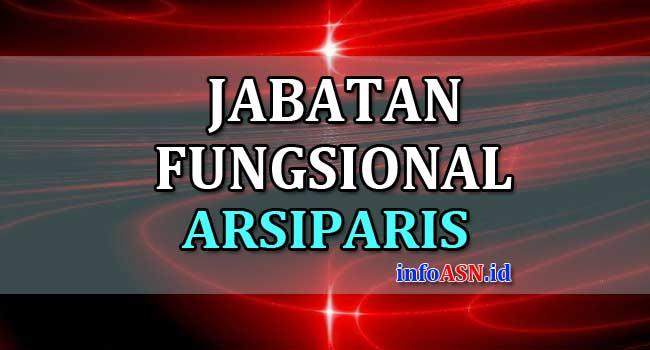 Jabatan Fungsional Arsiparis