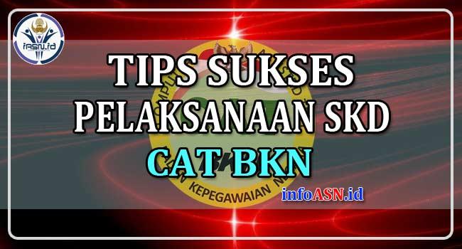 Tips Sukses Pelaksanaan Skd Cpns 2019 2020 Cat Bkn