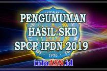 Pengumuman-Hasil-SKD-IPDN-2019