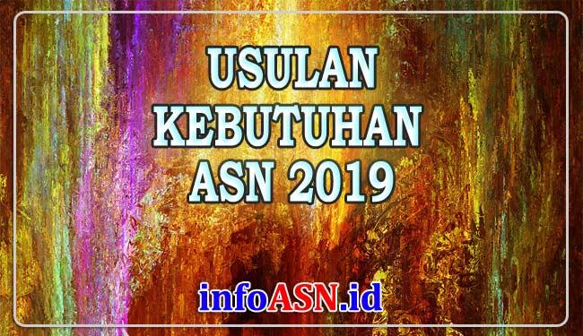 Usulan-Kebutuhan-ASN-2019
