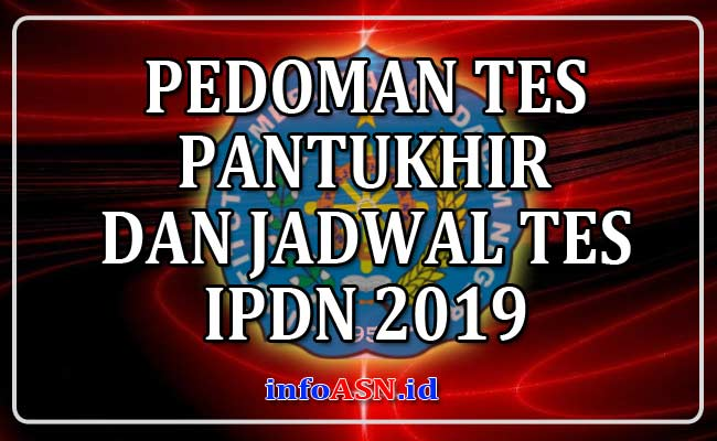 Pedoman-Tes-Pantukhir-IPDN-2019