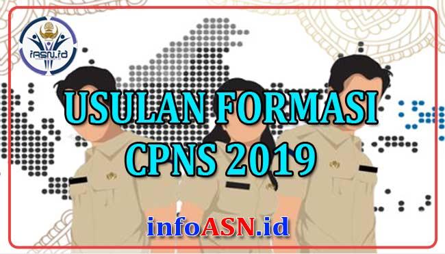 Ada 70 Daerah Belum Usulkan Formasi CPNS 2019