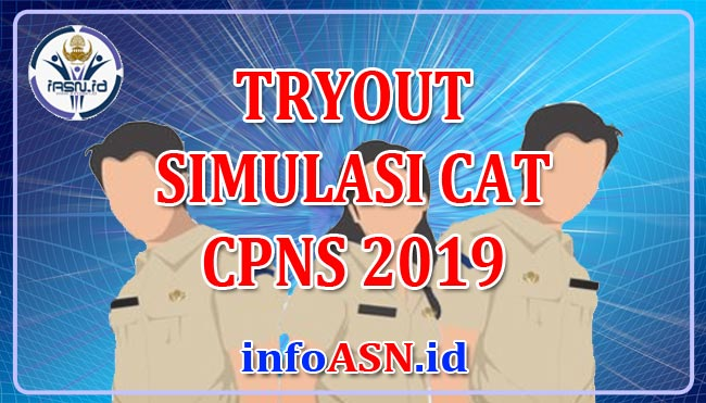 Tryout CPNS Online 2019