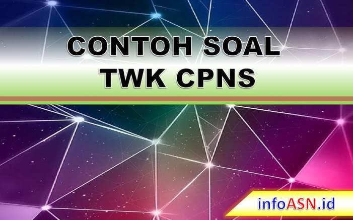 Contoh Soal TWK HOTS