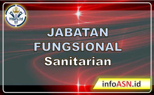 Jabatan-Fungsional Sanitarian