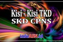 Kisi-kisi-TKD-SKD-CPNS