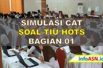 Simulasi CAT Online TIU