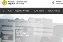 CPNS 2019 : Pengumuman Hasil Seleksi Administrasi Kementerian Pertanian
