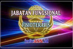 Jabatan Fungsional Fisioterapis