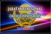 Jabatan Fungsional Orthotis Prostetis
