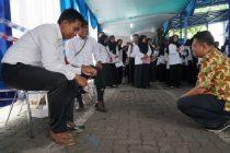 Aturan banyak dilanggar peserta tes SKD CPNS, ini yang dilakukan Panitia SKD CPNS Semarang