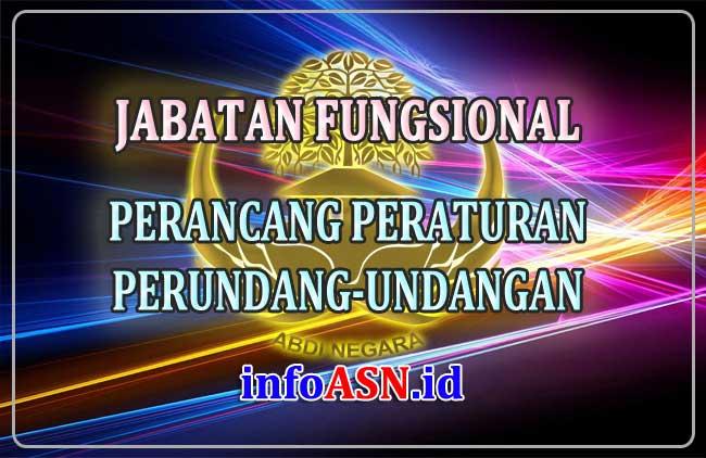 Jabatan Fungsional Perancang Peraturan Perundang-undangan