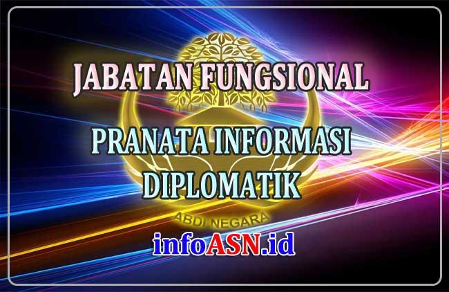 Jabatan Fungsional Pranata Informasi Diplomatik
