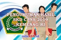 Pengumuman-Hasil-SKD-CPNS-2019-Kemenag