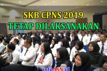 Pemerintah Pastikan SKB CPNS 2019 Tetap Dilaksanakan