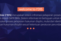 Aplikasi IDIS BKN (Integrated-Discipline)
