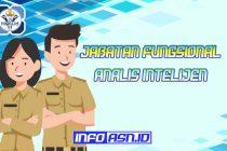 Jabatan Fungsional Analis Intelijen