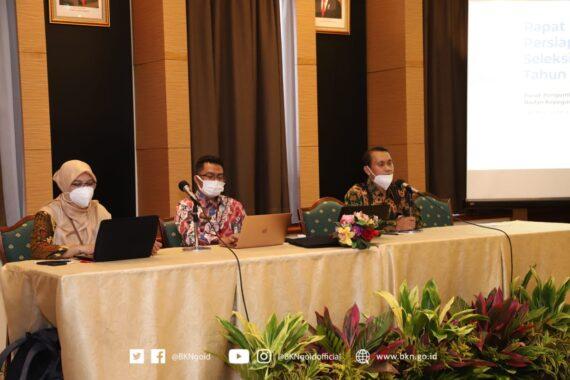 Fitur CAT BKN Terbaru Face Recognition Diterapkan Perdana pada Seleksi Sekolah Kedinasan 2021