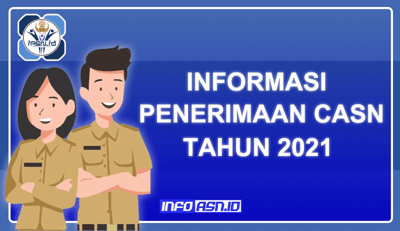 Penerimaan CASN Setjen Dewan Perwakilan Daerah Tahun 2021